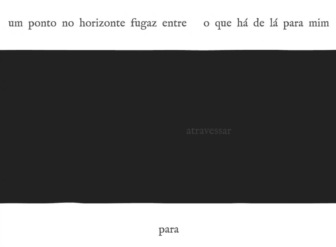 PONTOS: uma recombinação textual intermedial e transpoética [POINTS: an intermedial and transpoetic textual recombination]