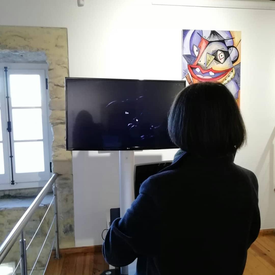 Oráculo @ Bruxa d'Arruda I Visual Arts Award